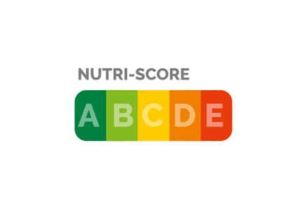Image qui représente les différentes notes du Nutriscore