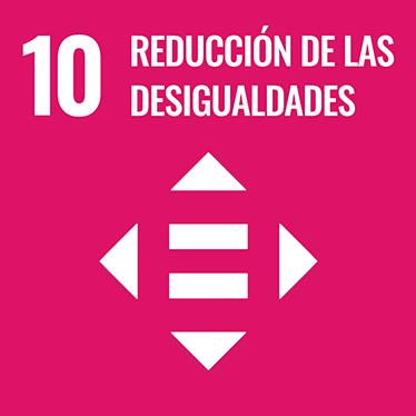 10 REDUCCIÓN DE LAS DESIGUALDADES